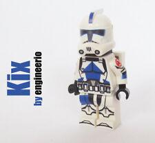 LEGO Custom - Kix - Star Wars Clone Trooper minifigures rex 501st