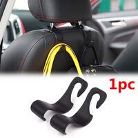 1x Universal Car Auto Back Seat Hook Hanger Bag Coat Purse Organizer Holder