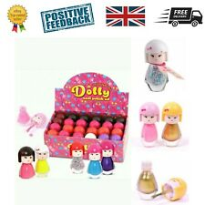 Kimono Doll Dolly Novelty Nail Polish Party Bag Fillers 3 - 24 children's girls
