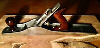 Vintage Stanley Bailey No.6 Fore Hand Plane Smooth Bottom,Type 19 (1948-1961)