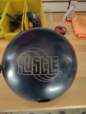New listing Used 15 Pound Roto Grip Hustle Ink Bowling Ball - Single Drill