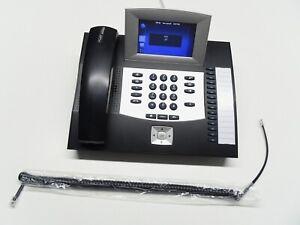 """Auerswald COMfortel 2600 IP VOIP Systemtelefon """"anschauen"""" + Rechnung 19% MwSt"""