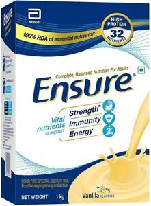 Ensure Complete, Nutritional Balanced Nutrition Drinks for Adults - 1KG