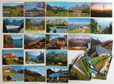 ÖSTERREICH Postkarten Sammlung 46 x Ansichtskarten Austria Bulk Lot (ungelaufen)