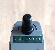 Vintage Motorola Brick Ultra Classic Cellular Phone Cellular One