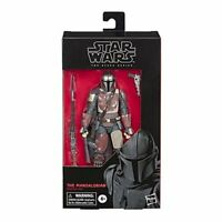 IN STOCK! Star Wars The Black Series The Mandalorian 6-Inch Action Figure HASBRO