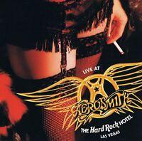 Aerosmith - Rockin' the Joint - Live at the Hard Rock Hotel - Las Vegas CD