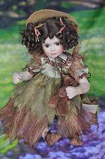 Paradise Galleries Dolls Megan, 20 inch Porcelain Doll