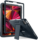 iPad Pro 11 inch Case 2021(3rd Gen), Shockproof Dual Layer Full Body Protection