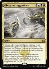 MTG Magic AER - Dark Intimations/Obscures suggestions, French/VF