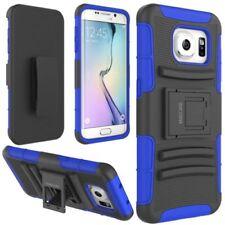 Étuis, housses et coques bleu en plastique rigide Pour Samsung Galaxy S7 edge pour téléphone mobile et assistant personnel (PDA)