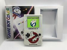 Custom Boxed Nintendo Gameboy Color Light Ghostbusters IPS Q5 OSD Backlight
