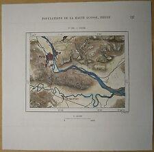 1879 Perron map: Perth, Scotland (#166)