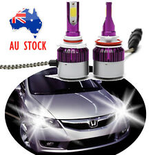 9006 LED Headlight Lights Car HB4 Low / Fog Bulbs Beams 880W For Honda Civic IX