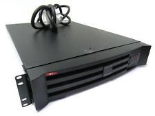 Apc Sum3000Rmxl2U Smart-Ups Xl Modular 3000Va 120V Rackmount/Tower   Grade C