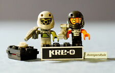 Kre-O Cityville Invasion Series 2 Mini-Figure Population Zimdoo Henchbot AX-7