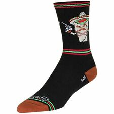 SockGuy Womens 2in Lady Pirate Cycling//Running Socks