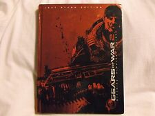 Gears Of War 2 Official Strategy Guide Last Stand Edition.  Hardback.  Very Good