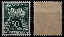 TIMBRE TAXE Agricole 50f, Neuf * = Cote 15 € / Lot Timbre France n°88