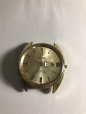 Vintage LeJour Day Date Hand Wind Men's Watch 17 Jewel