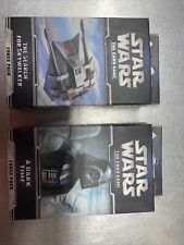 Lot STAR WARS THE CARD GAME FORCE PACK -A Dark Time And Search For Skywalker H1