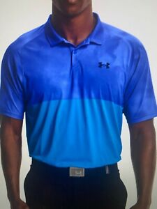 Men's Under Armour  Iso-Chill Afterburn Polo, NWT XLarge, $75.00!!