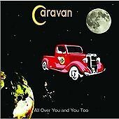 CARAVAN - ALL OVER YOU AND YOU TOO - MINT SEALED
