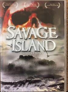 Savage Island - Insel der Toten (2006) DVD Top Film FSK 18
