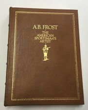 The American Sportsman's Artist A.B. Frost Numbered 161/3000 1985 Hunting Bird
