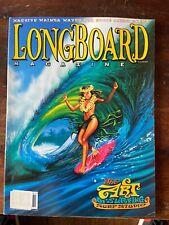 Longboard Magazine Surfer Surfing