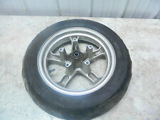 03 Suzuki AN400 AN 400 Burgman Scooter Front Rim Wheel Tire