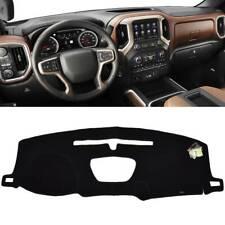 For Chevrolet Silverado 1500 2500 3500 2019 Dashmat Dash Mat Dashboard Cover