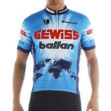 Team ciertamente ballan camiseta bicicleta de carreras talla L