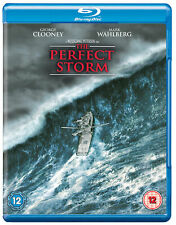 The Perfect Storm [2000] (Blu-ray) George Clooney, Mark Wahlberg