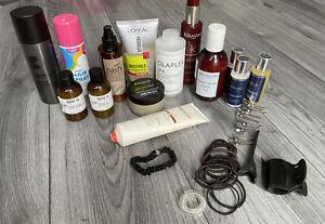 Hair Care Bundle Shampoo and Conditioner- Olaplex- Keratase -Balmain- Slip