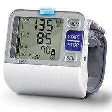 Omron HEM-6052 Wrist Digital Blood Pressure Monitor Upper Arm Heart Rate Machine