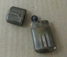 antiguo Mechero encendedor Feudor petaca Lighter Gasolina mecha