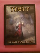 TIBET - THE ROLEPLAYING GAME - RPG VAJRA VERY RARE 2004 ROLEPLAY HISTORICAL OOP