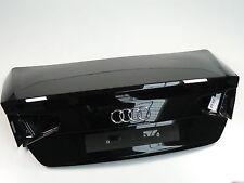 Audi A8 S8 W12 4H Heckklappe schwarz Kofferraumdeckel