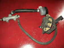 2005 KAWASAKI NINJA 250 CC REAR BRAKE ASSEMBLY CYLINDER CALIPER
