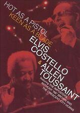 USED (VG) Elvis Costello & Allen Toussaint: Hot As a Pistol, Keen As a Blade (20