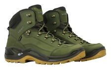Lowa Mens Renegade GTX Mid Boots 310945 7193 Forest/Dark Brown Size 9