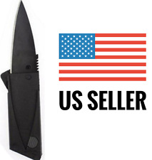 CREDIT CARD KNIFE  (USA SELLER)