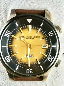 ORIENT KING DIVER LIMITED EDITION AUTOMATIC RA-AA0D04G0HB MEN WATCH BRAND NEW