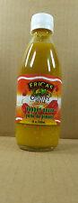300 ml Ericas Country Style pepper sauce, puree de Piments Jaune/pfeffersosse