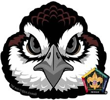 Wood Badge Bobwhite Car Window Sticker