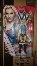 Charlotte Flair WWE Superstar Series 71 Chase Figure with Slammy Award