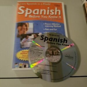 Spanish Before You Know It Deluxe