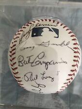 BROOKS ROBINSON HOF Plus 19 Autographed Signed Rawlings Official League Baseball