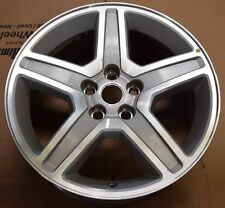 2008 2009 2010 Dodge Charger Magnum 18in OEM Wheel Rim Machined Silver 2326